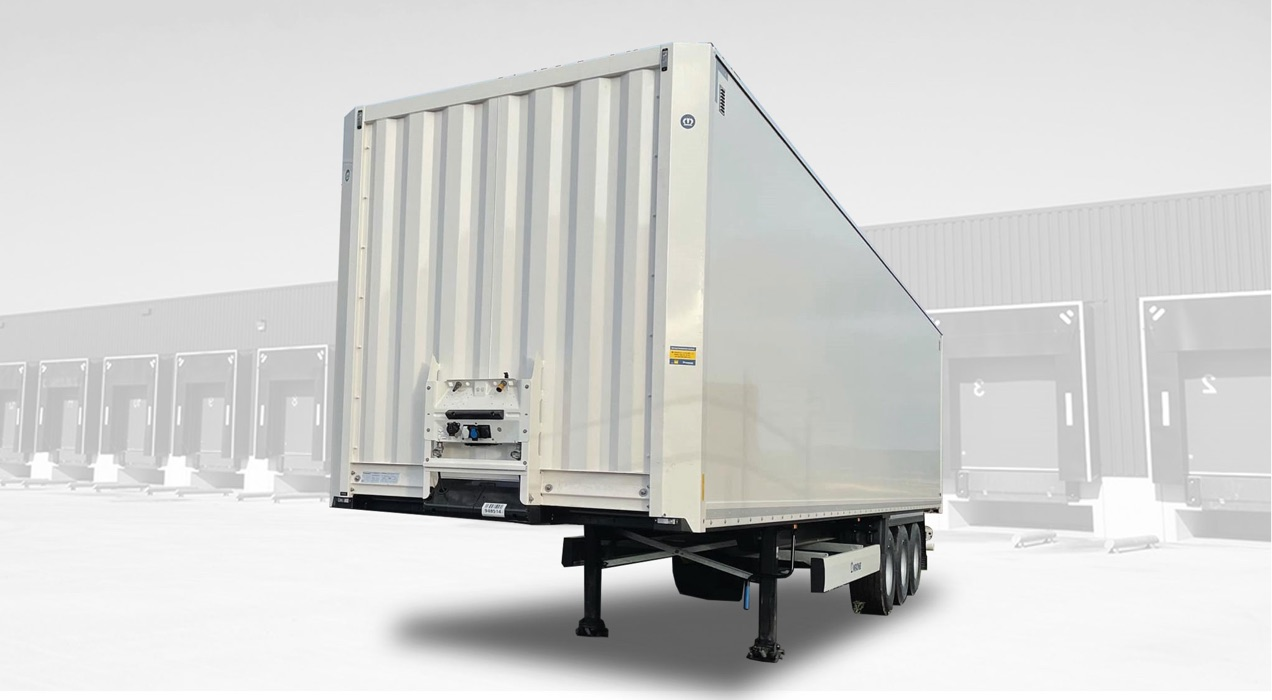 Box Van Trailer Hire
