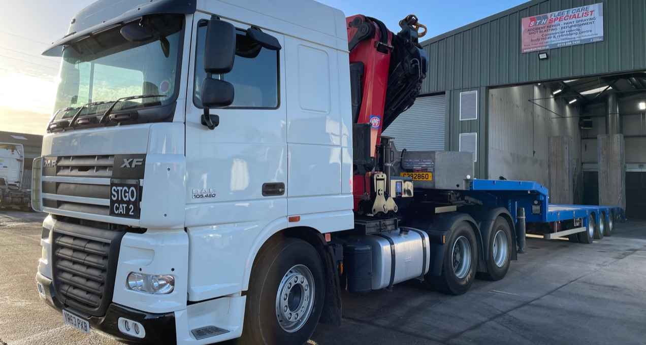 Commercial Trailer Modifications