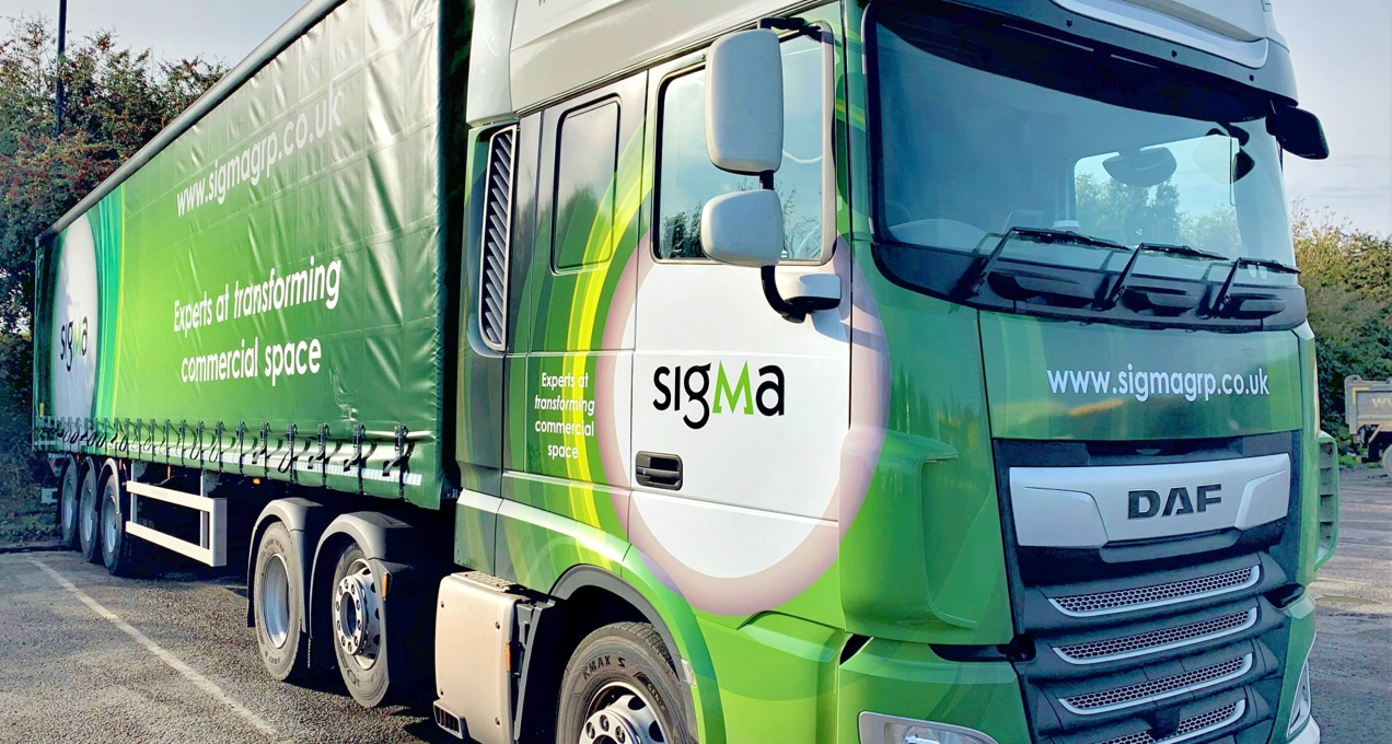 Commercial Vehicle Livery