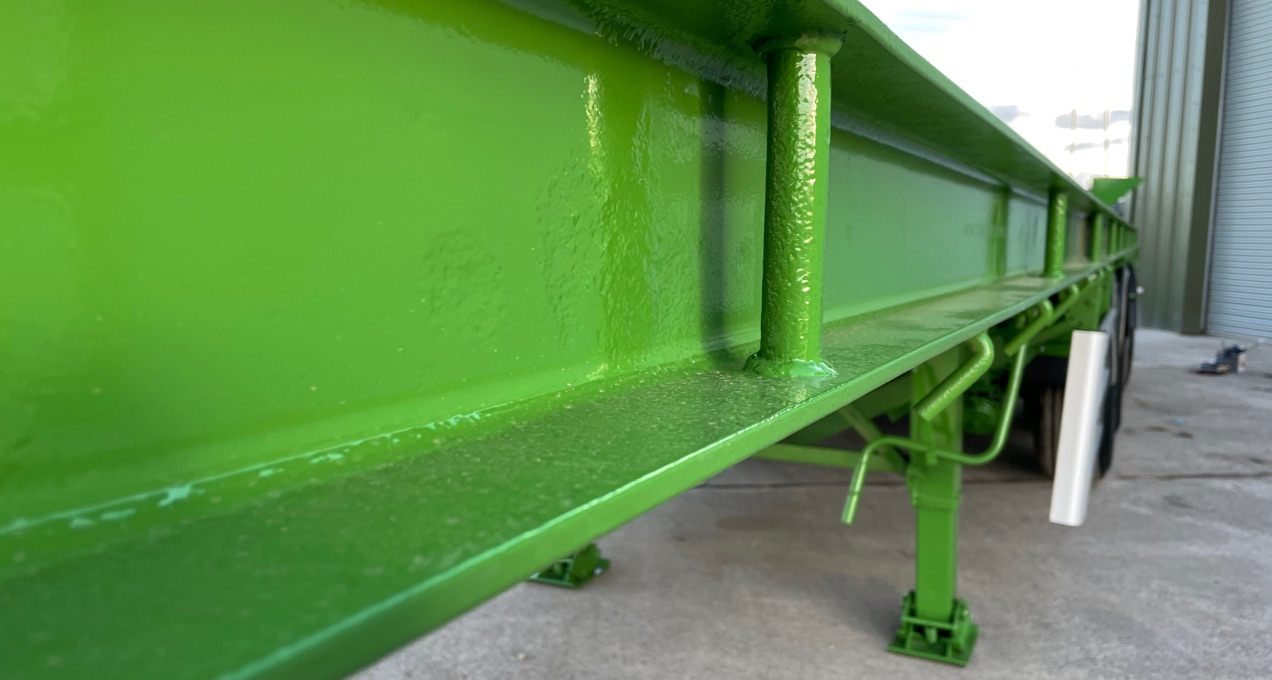 Commercial Vehicle Paint