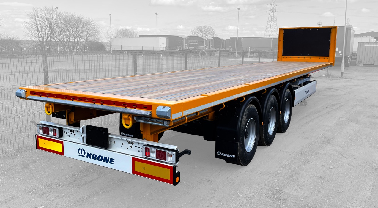 Flatbed Trailer Hire