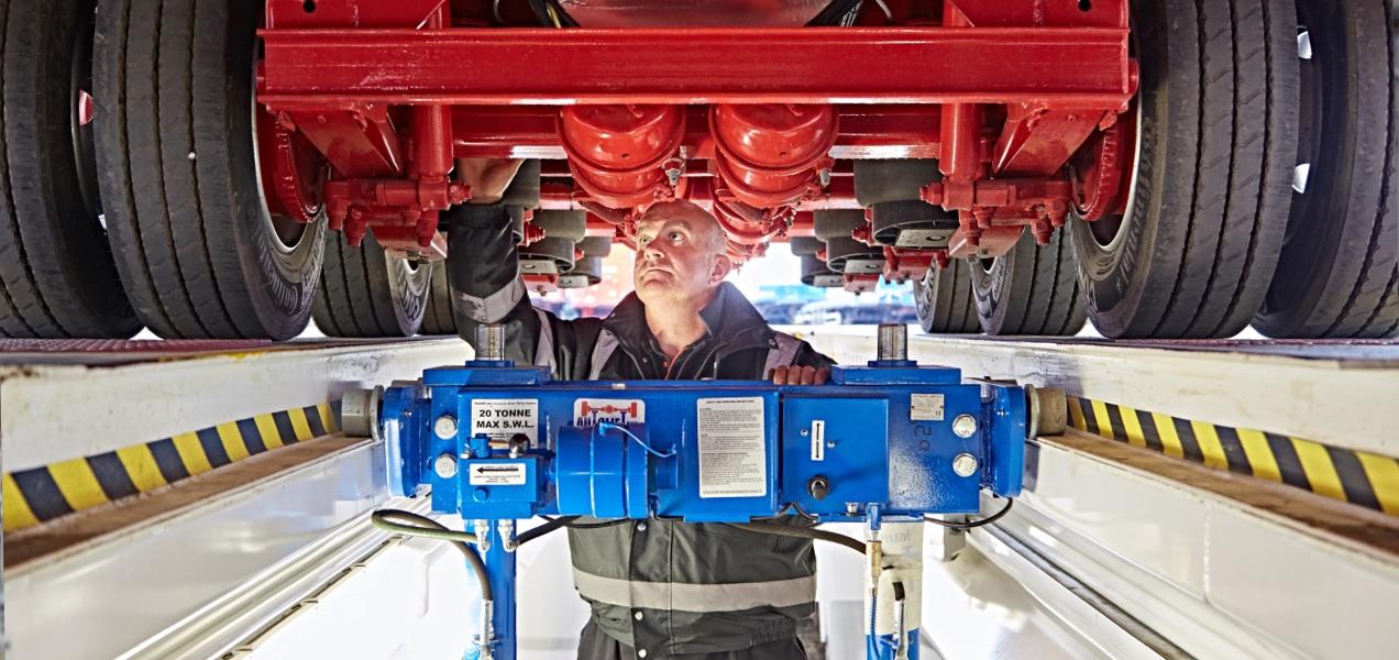 HGV Trailer Repair and Servicing