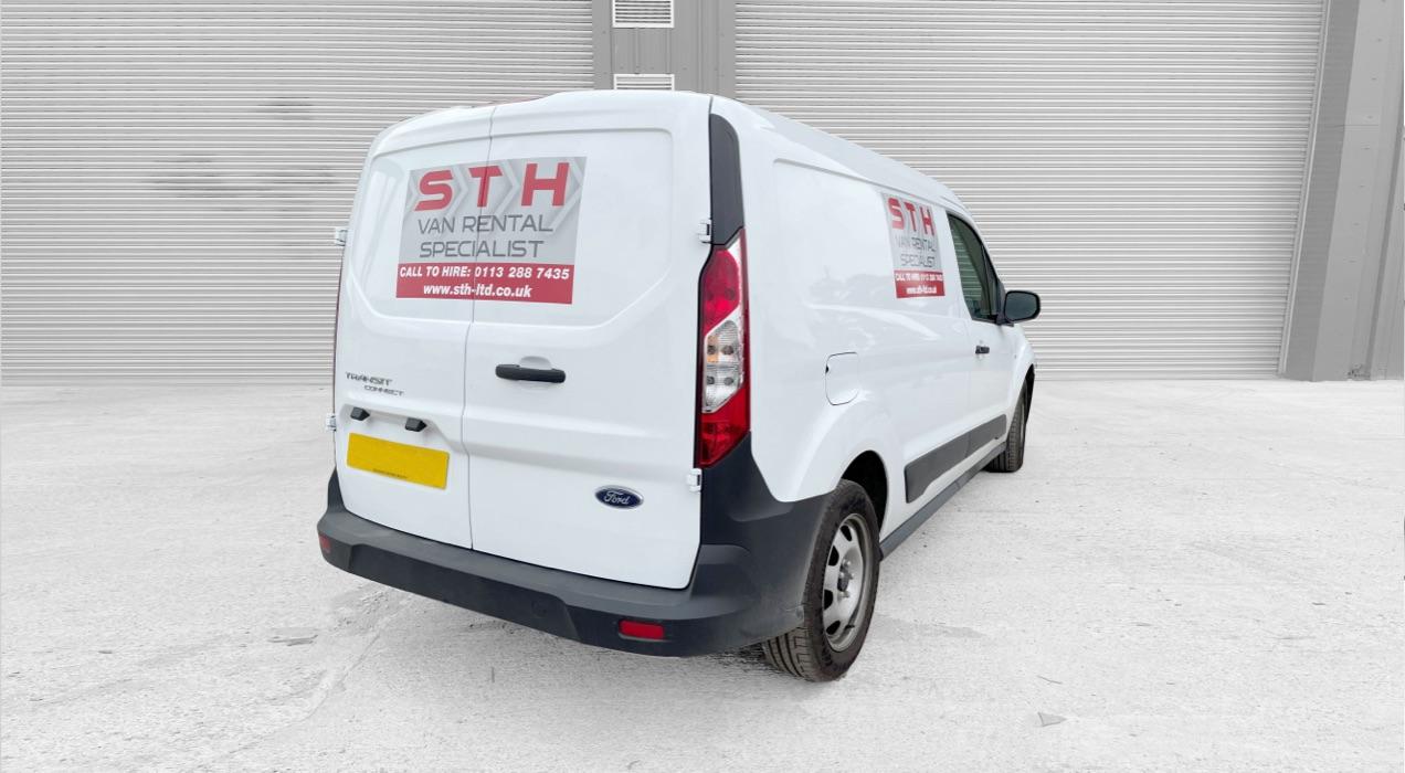 STH Van Hire - Medium and Short term van rental